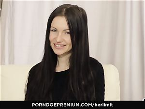 HER confine - raunchy assfuck and face boink with Sasha Rose