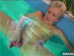 wild grannie in torrid pornography episodes