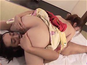powerful hard-core japanese poking for slender Sakura Hirota