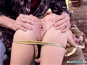 super-naughty mummy With phat milk cans loves buttfuck fuck-a-thon