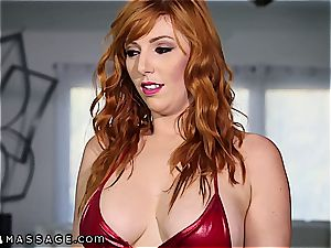 buxom mom lets her ultra-kinky step son-in-law in