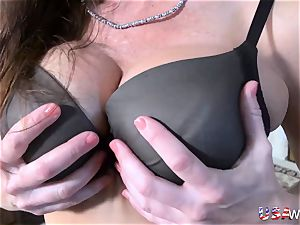 USAwives Mature girl bj and fucktoy onanism
