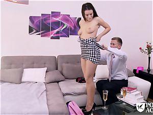 porno ACADEMIE - american Lana Rhoades humps principal