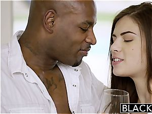 BLACKED first multiracial For Pretty girlfriend Zoe chisel