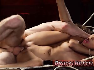 attempts bondage poor lil' Jade Jantzen, she just desired to have a fun vacation with her