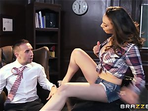 Dont dirt with wondrous schoolgirl Tiffany Tyler