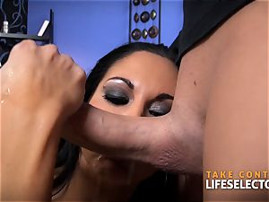 Ava Addams's biggest devotee