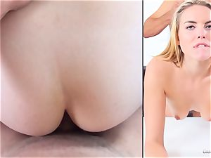 Keira Nicole demonstrates her talents at her audition