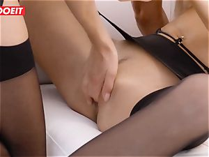 LETSDOEIT - hot lesbos love Afternoon labia munching