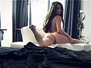 youthfull pornographic star Lana Rhoades is outstanding