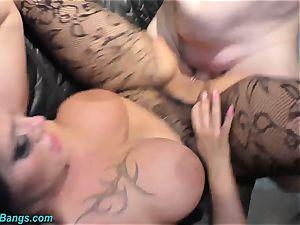 Ashley jism starlet in ultra-kinky sex