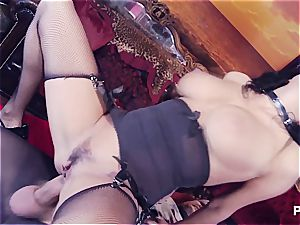 boinking the French maid