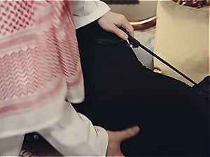 Arab wifey penalized by insatiable hubby