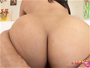 PervCity Vicki Latina chinese hardcore anal