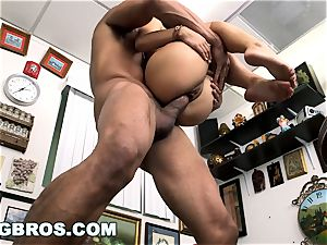 BANGBROS - audition with legitimate yo mexican Gina Valentina