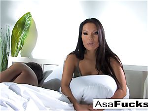 Asa's Zombie anal invasion internal ejaculation