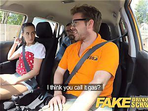 faux Driving school insatiable learners messy secret