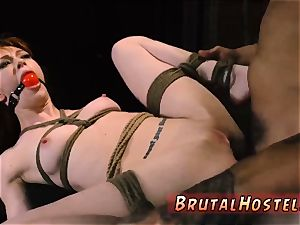 long firm tough and cage restrain bondage stunning youthful femmes, Alexa Nova and Kendall forest, take