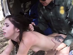Border Patrol caught and punished young immigrant Taylor Reed