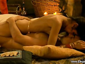 Exotic duo study Indian romp