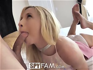 SpyFam Stepdaughter Kenzie Reeves smashed on fresh years