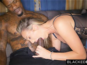 BLACKEDRAW Out Of Town gf Cheats With bbc After fighting With boyfriend