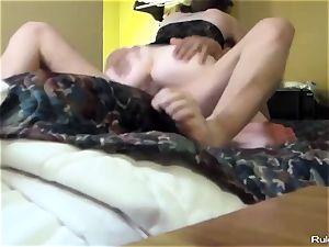 penetrating my bony ex girlfriend