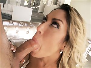 blondie beauty Capri Cavanni shafted by her toyboy