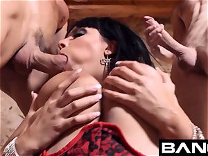 provocative French cougar Anissa Kate Compilation