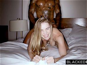 BLACKEDRAW cuckold gf luvs her bulky massive ebony paramour
