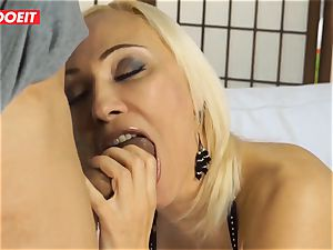 torrid cougar gets poked xxx in very first time audition
