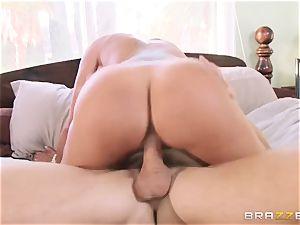Johnny Sins penetrates his hottest friend's insatiable wifey Breanne Benson