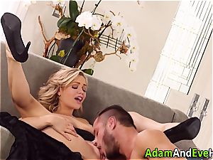 mind-blowing duo Mia Malkova and Danny Mountain humping