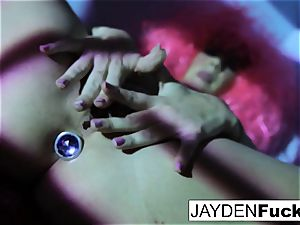 Jayden loves to have spectacular fun